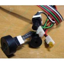 Светодиоды в Ноябрьске, кнопки и динамик (с кабелями и разъемами) для корпуса Chieftec (Ноябрьск)