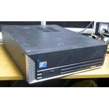 Лежачий четырехядерный компьютер Intel Core 2 Quad Q8400 (4x2.66GHz) /2Gb DDR3 /250Gb /ATX 250W Slim Desktop (Ноябрьск)