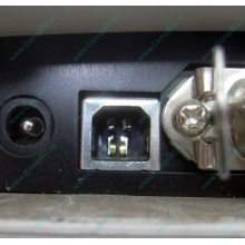 Термопринтер Zebra TLP 2844 (выломан USB разъём в Ноябрьске, COM и LPT на месте; без БП!) - Ноябрьск