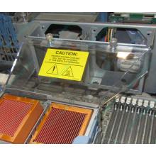Прозрачная пластиковая крышка HP 337267-001 для подачи воздуха к CPU в ML370 G4 (Ноябрьск)