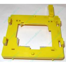 Жёлтый держатель-фиксатор HP 279681-001 для крепления CPU socket 604 к радиатору (Ноябрьск)
