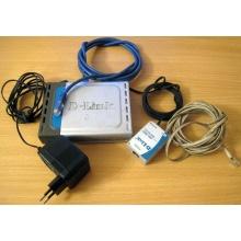 ADSL 2+ модем-роутер D-link DSL-500T (Ноябрьск)