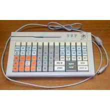 POS-клавиатура HENG YU S78A PS/2 белая (Ноябрьск)