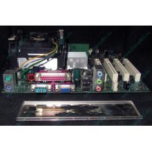 Комплект: плата Intel D845GLAD с процессором Intel Pentium-4 1.8GHz s.478 и памятью 512Mb DDR1 Б/У (Ноябрьск)