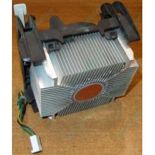 Кулер для процессоров socket 478 с медным сердечником внутри алюминиевого радиатора Б/У (Ноябрьск)