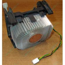Кулер для процессоров socket 478 с большим сердечником из меди Б/У (Ноябрьск)
