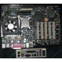 Материнская плата Intel D845PEBT2 (FireWire) с процессором Intel Pentium-4 2.4GHz s.478 и памятью 512Mb DDR1 Б/У (Ноябрьск)