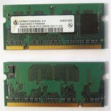 Модуль памяти для ноутбуков 256MB DDR2 SODIMM PC3200 (Ноябрьск)