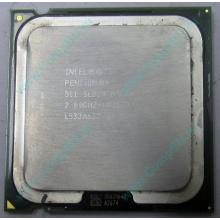 Процессор Intel Pentium-4 511 (2.8GHz /1Mb /533MHz) SL8U4 s.775 (Ноябрьск)