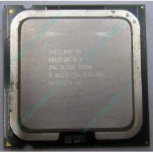 Процессор Intel Celeron D 346 (3.06GHz /256kb /533MHz) SL9BR s.775 (Ноябрьск)